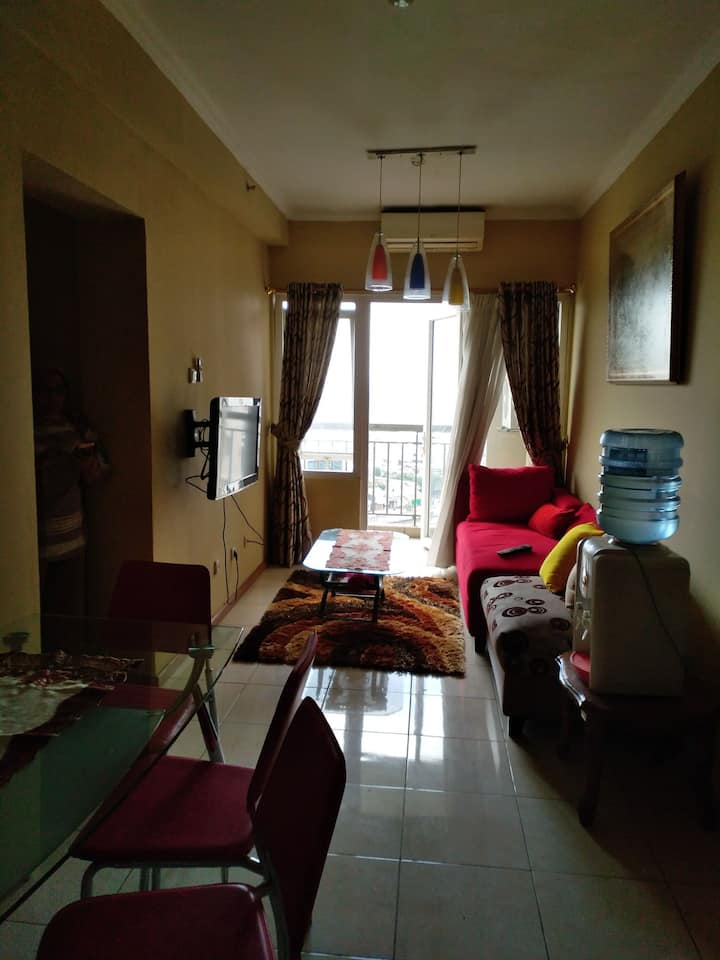 Fully Furnished, 3 ACs, TV, Washing Machine, Etc