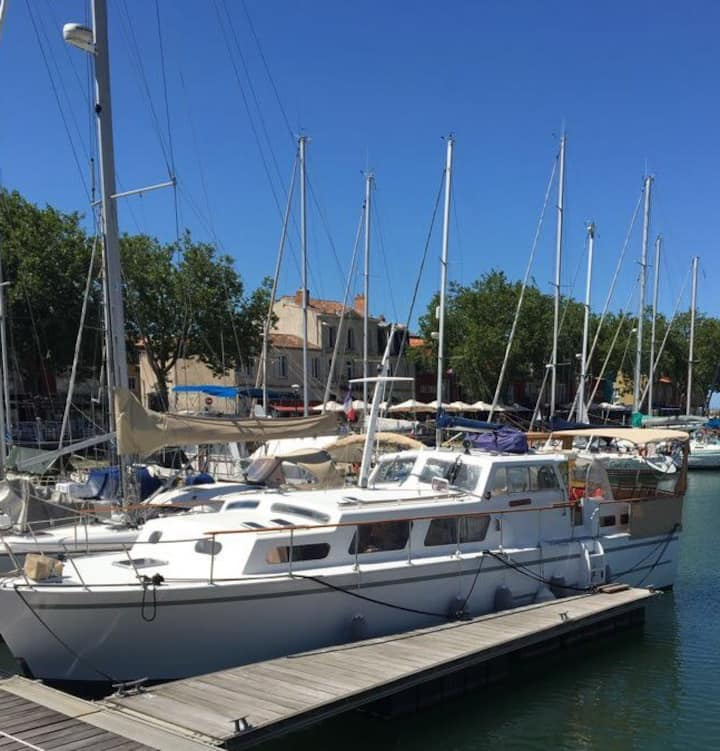 Bateau hyper centre La Rochelle (SONA)
