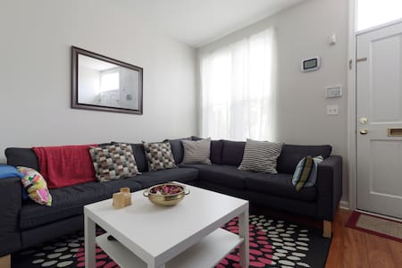 cozy private room near downtown