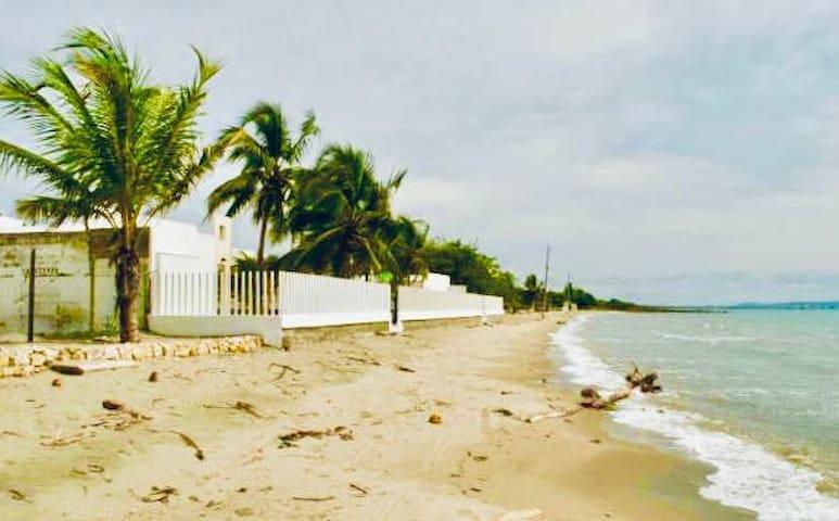 Apartamento a 5 km de Tolu en la playa 27