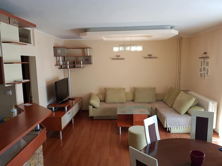 Petrov Apartment in downtown - City Center - 70m2