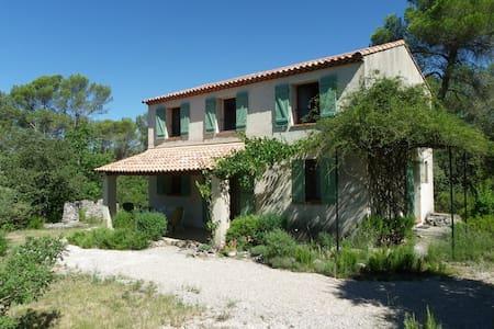 Maison en Provence 4/5 places - Pontevès - Maison
