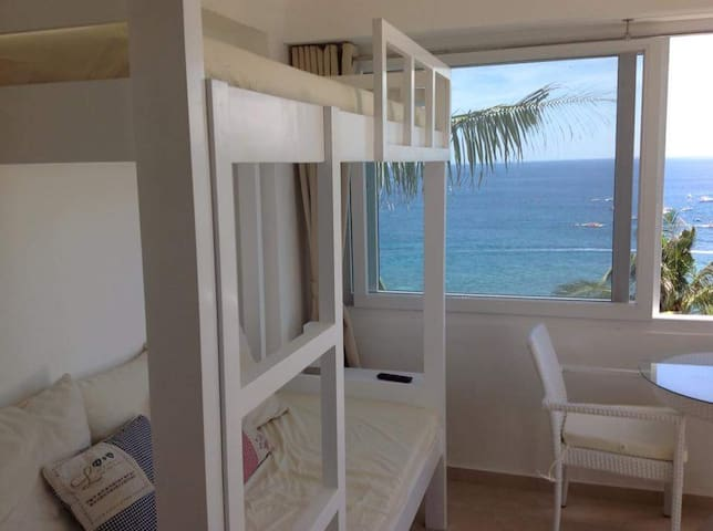 Ananda Room, Villa 3, The Cliff, Bulabog, Boracay - Malay - Apartment