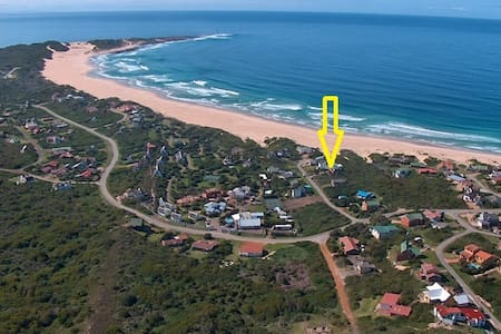 50m From the Spectacular Beach - Cape Saint Francis - Pis