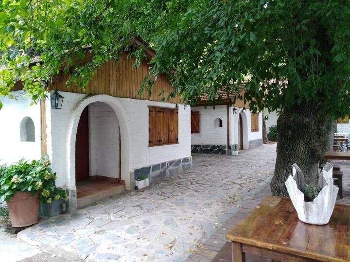 Villa Alinor - cabaña para 4 personas
