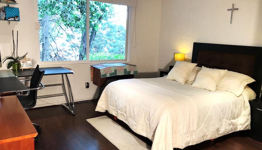 Hab Lujo zona residencial Poniente comfort max