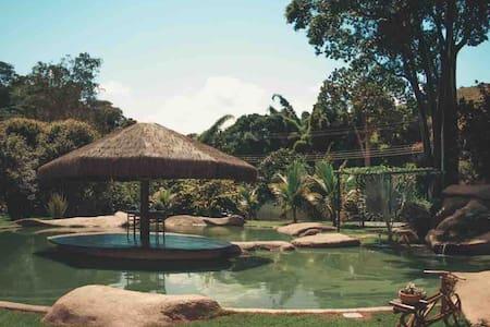 Eco Resort Bela Riba! Histórica fazenda de café!