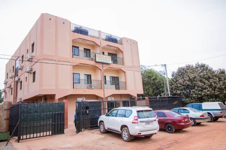 Ouagadougou : Maison avec vue, Wifi disponible