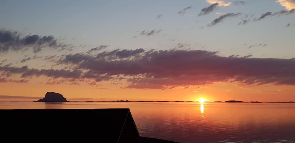 Strenggjerdet, Tomma, Helgeland, Helgelandskysten