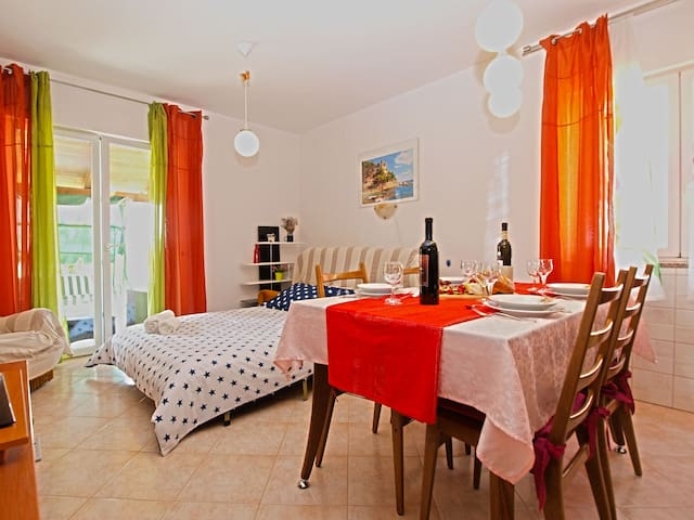 """""""1320"""" House for 4 people - Valtura - Huis"""