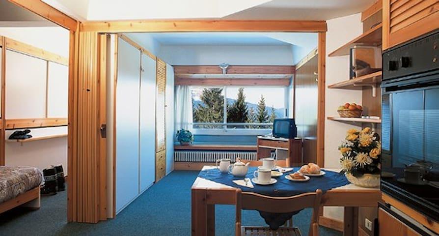 bilocale in residence il vigo - Marilleva 1400 - Timeshare (právo užívat zařízení pro ubytování na stanovený časový úsek během roku na mnoho let dopředu - minimálně 3 roky)