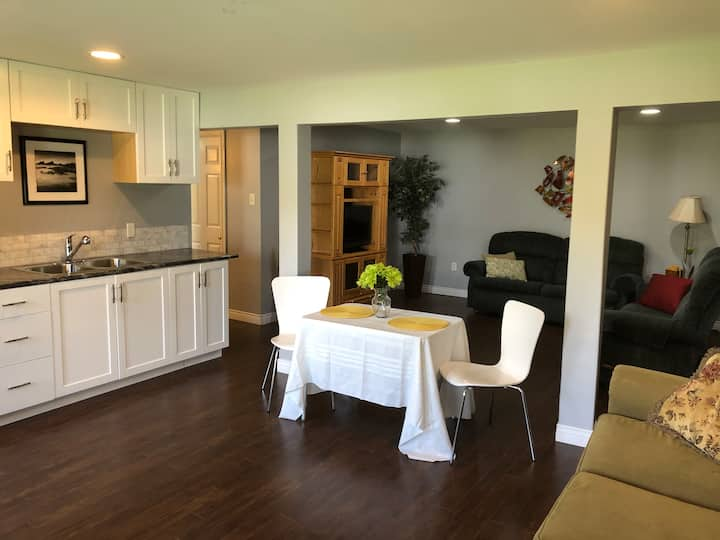 Easy short term living close to Base Gagetown