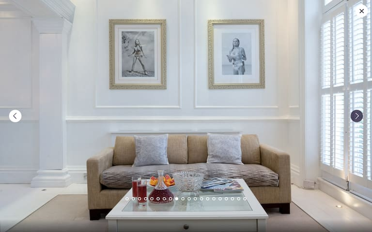 Elegant Chelsea Apartment