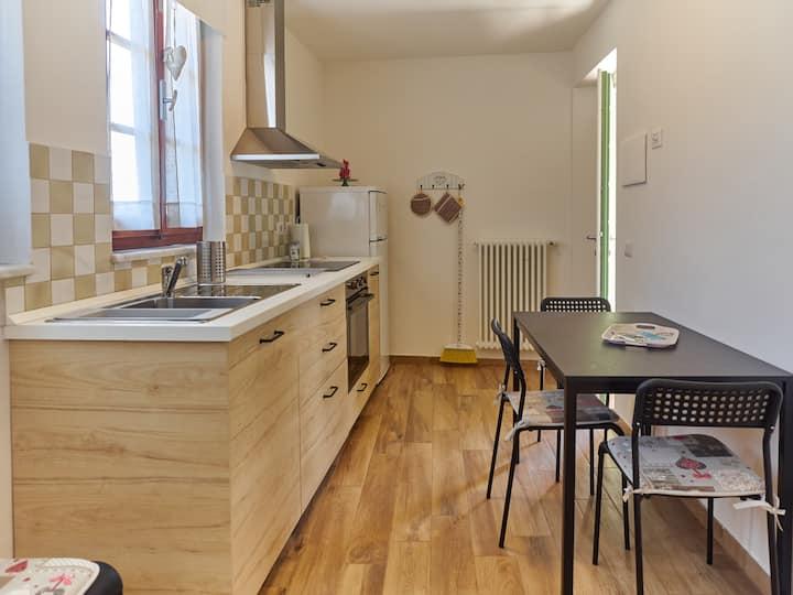 Ca' del Fornello - 4 Pax apartment near seaside