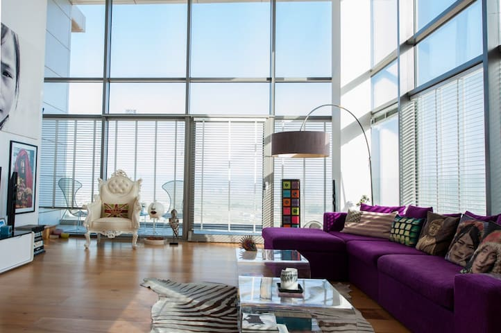 Luxurious loft apartment - Дубаи - Квартира
