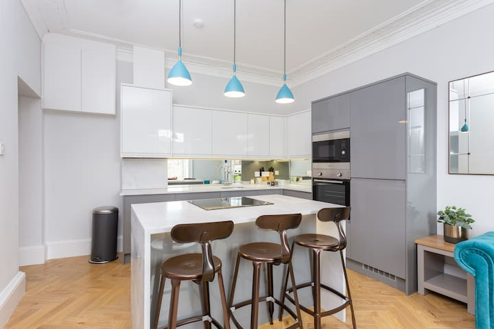 Luxury New Town Apartment