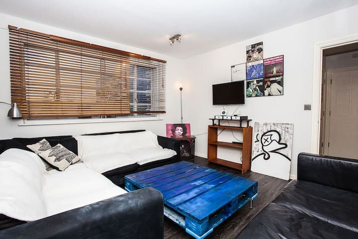 Dandy Abode in London Fields - Hackney - London - Apartment