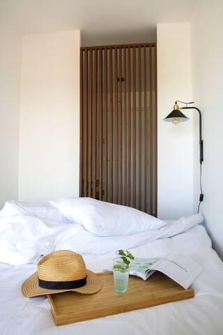 Chambre - lit 160