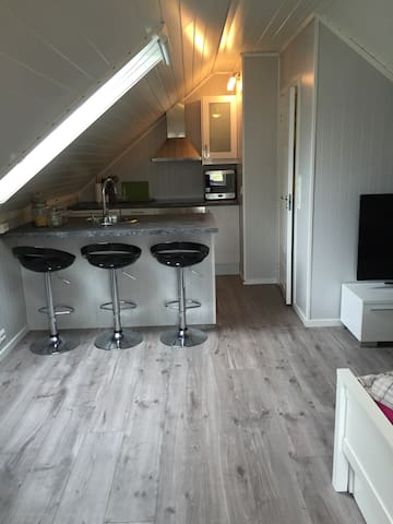 Beautiful apartment in Lofoten . - Leknes - Wohnung