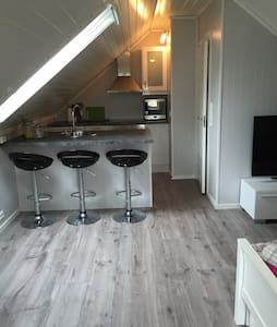 Beautiful apartment Leknes in Lofoten .