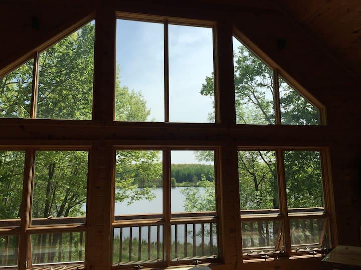 Perfect cabin retreat