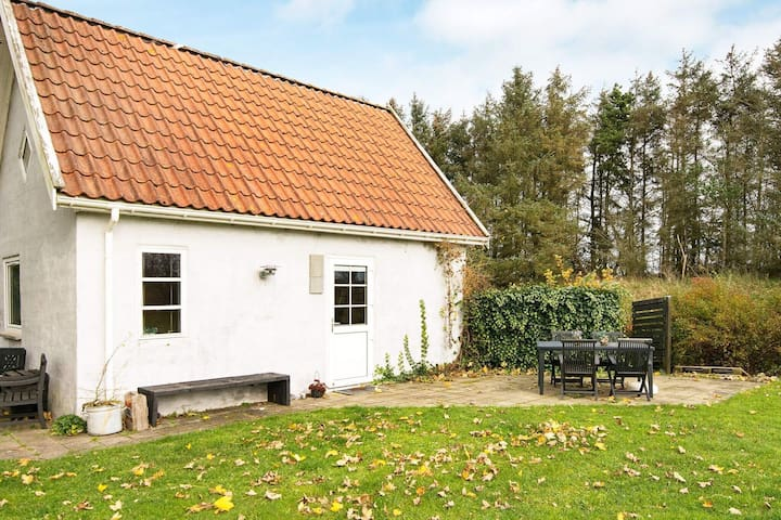 Simplistic Holiday Home in Struer with Terrace