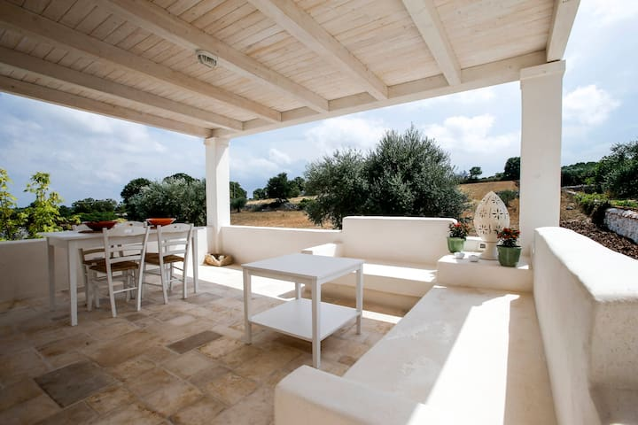 Masseria Racina  - IL LIMONE - Ostuni - Huis