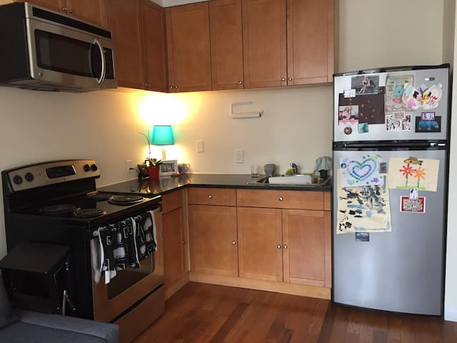 Comfortable, clean retreat in Brooklyn Heights [E] - Бруклин - Квартира