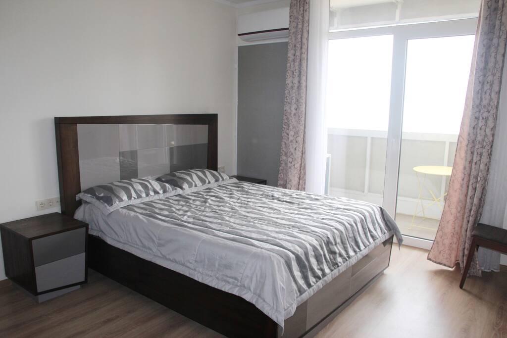 Двухспальная кровать размер 160х200