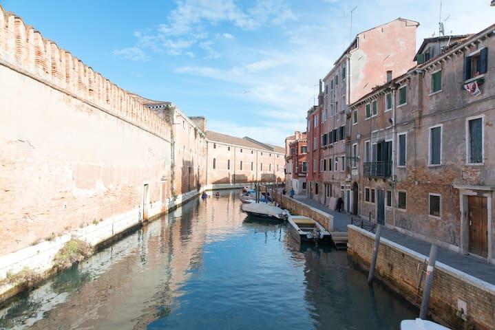 Casa indipendente e tranquilla - Venecia - Casa