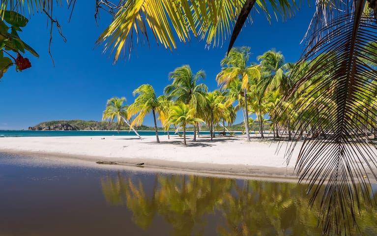 La Posada B&B Garden view Suite-Playa Carillo