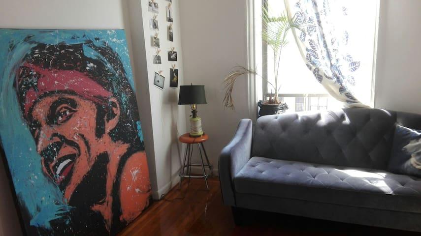 Beautiful XLarge room in Upper Manhattan - New York - Apartment
