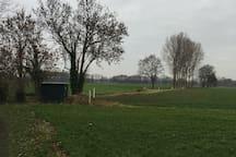 Landelijk gelegen studio in Oisterwijk!