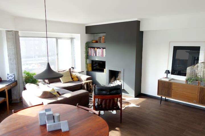 Wonderful apartment in Ghent!  - Ghent - Appartement