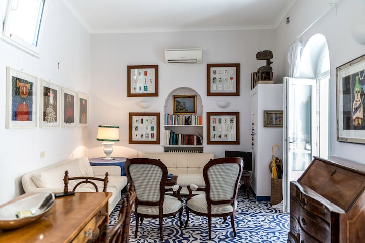 Romantic Home in the Center of Anacapri
