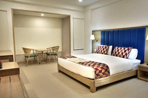 Couple friendly hotel by the Bangalore Airport