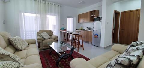 1 bedroom apartment in modern town in Zanzibar