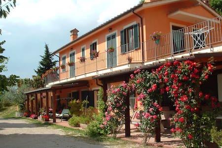 Ideale.A 20' da Spoleto e Terni. - Montefranco  - Ev