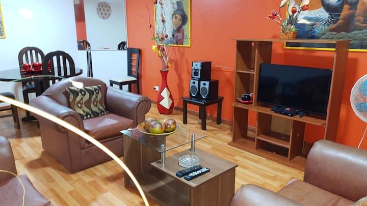 C.A.A. Apartament Miraflores Pardo