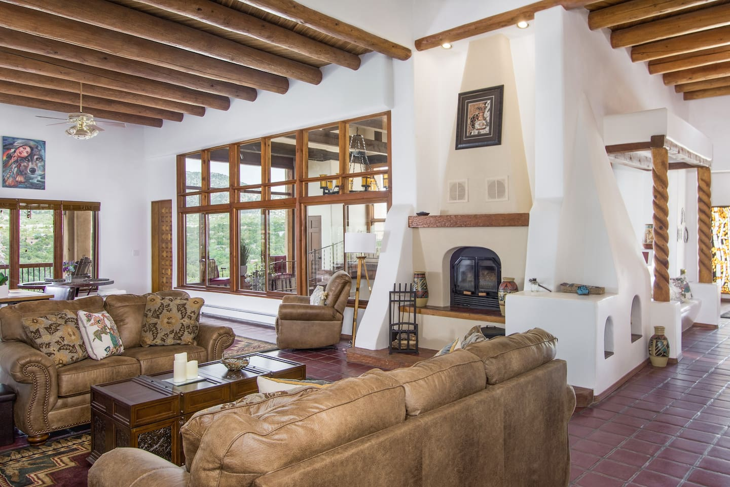 Welcome to Santa Fe! This 3-unit rental is professionally managed by TurnKey Vacation Rentals.