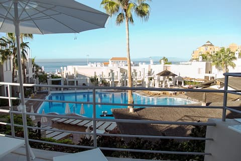 2de LUXURY APARTEMENT WITH SEE VIEW/AIRCO (NEW!!)