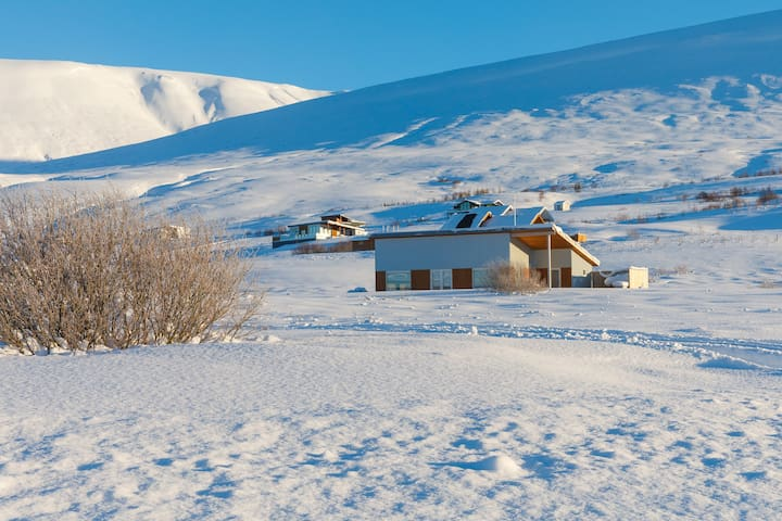 NEW summer house near Akureyri