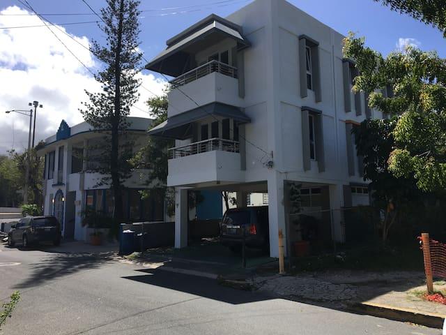 Casa Delbrey- sunny, comfy apt. in Santurce, PR - San Juan - Departamento