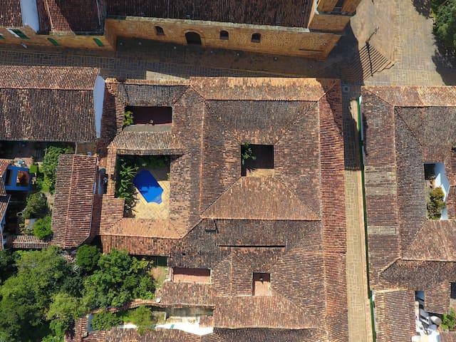 Casa Fundadores Barichara 1700 - Barichara
