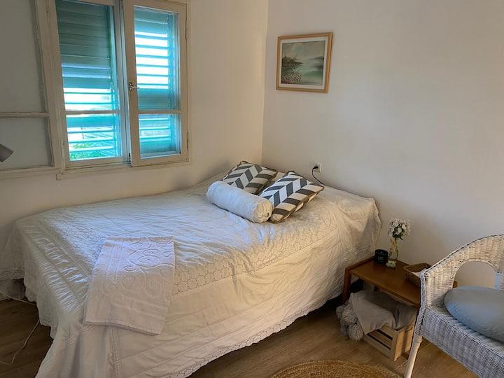 Quiet and pleasant housing unit in Kibbutz Megido
