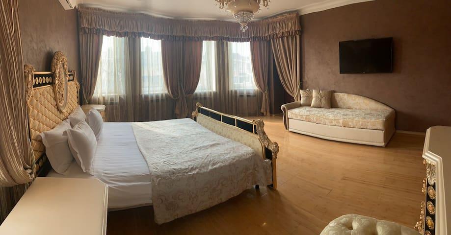 Комната в Гостевом Доме Верхние Печоры