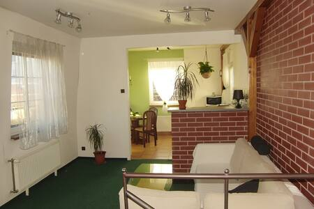 Cozy aparment free secure parking close to metro - Prague