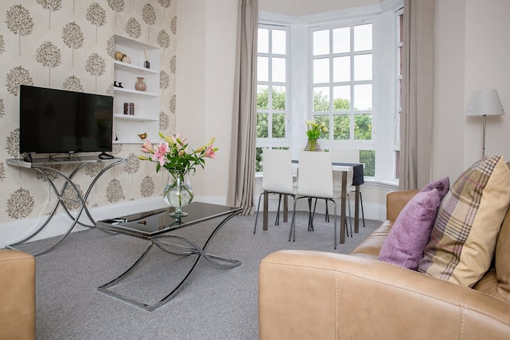 Prestwick town center flat  2 bedrooms