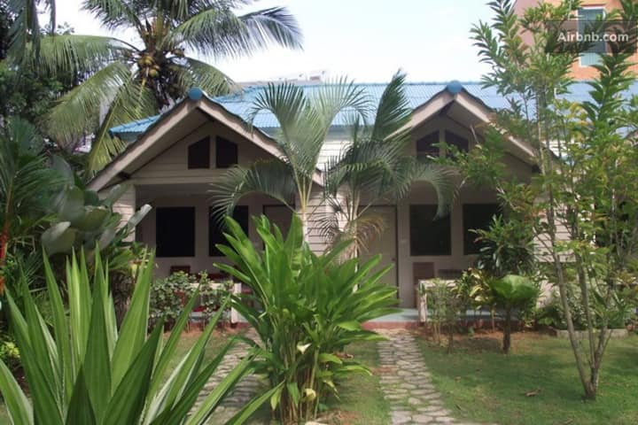 Private A/C room, 2 Twin beds, Room Only, Ao Nang