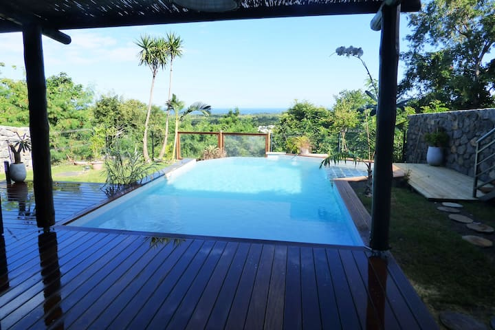 T2 of charm with private swimming pool